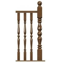 Деревянные лестницы в Минске, купить готовую лестницу из