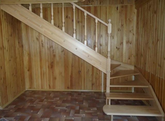 Тетива лестницы фото